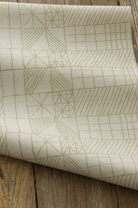 architect's quilt / 1023NB-05 / topiary