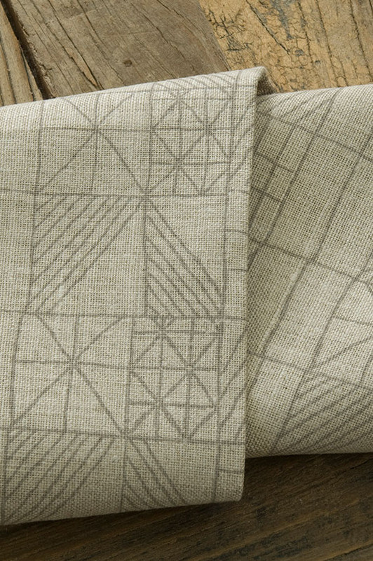 architect's quilt / 1023NB-04 / steel beams