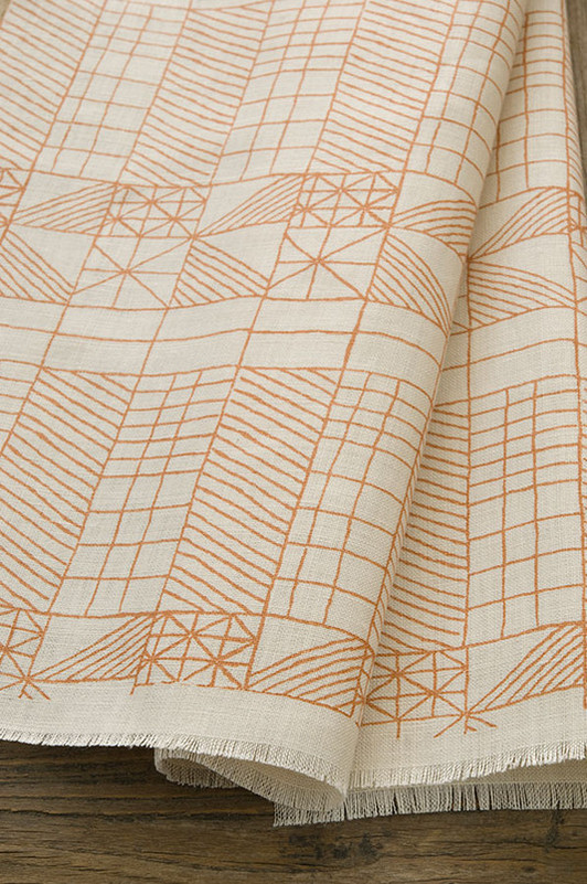 architect's quilt / 1023NB-06 / sun view