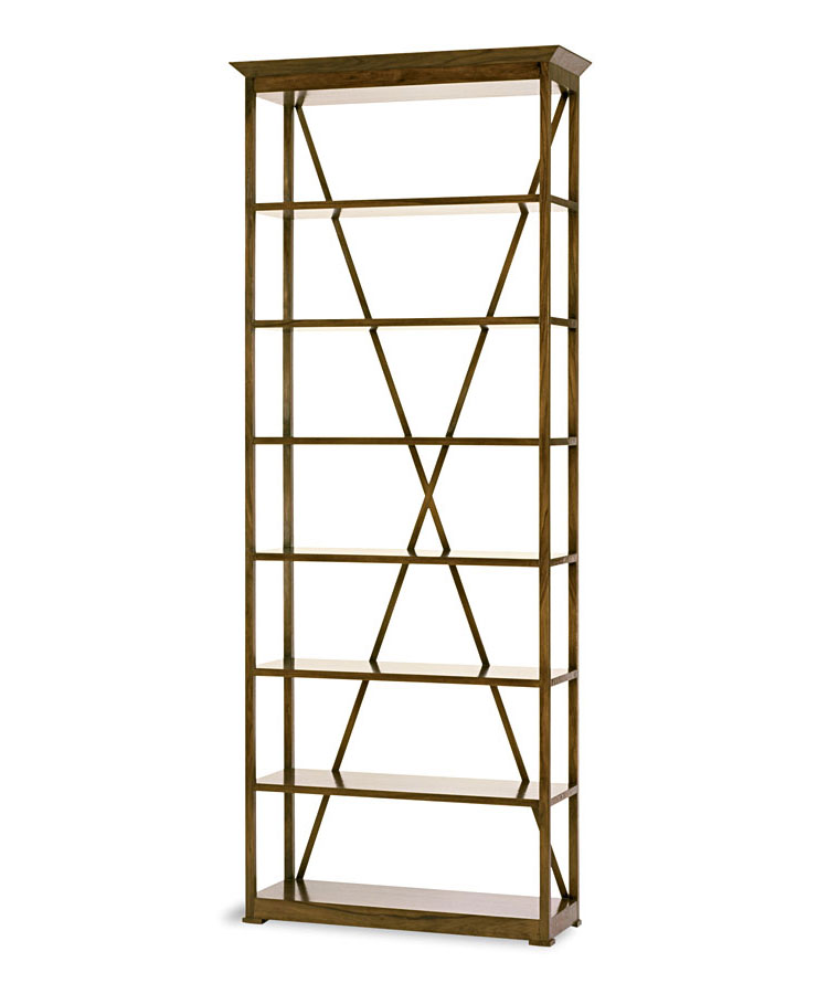 bookcase bookcases free four home shipping shelf garden x industrial today product overstock inch