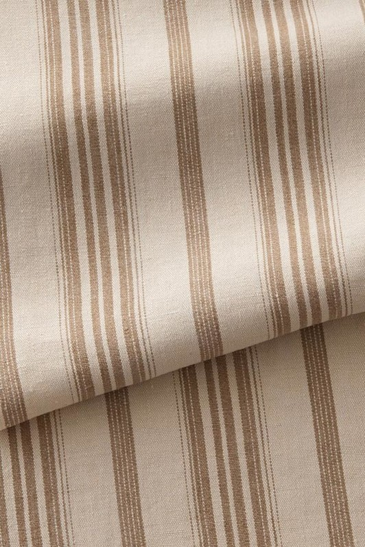 addison stripe / 2025-04 / sand sepia