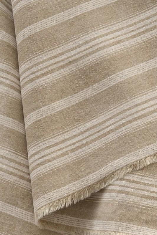 addison stripe / 2025-03 / khaki ivory
