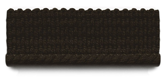 1/8 in. kerry cord / 5000-36 / black coffee