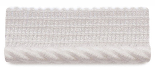 1/4 in. classic cord / 5001-01 / snow