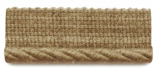 1/4 in. classic cord / 5001-07 / brass