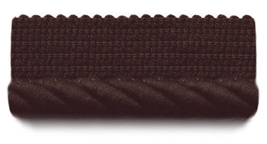 3/8 in. riviera cord / 5002-32 / black cherry