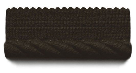 3/8 in. riviera cord / 5002-36 / black coffee