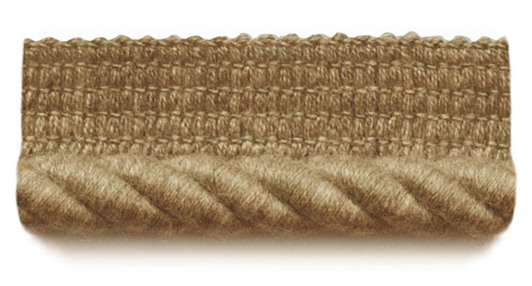 3/8 in. riviera cord / 5002-07 / brass