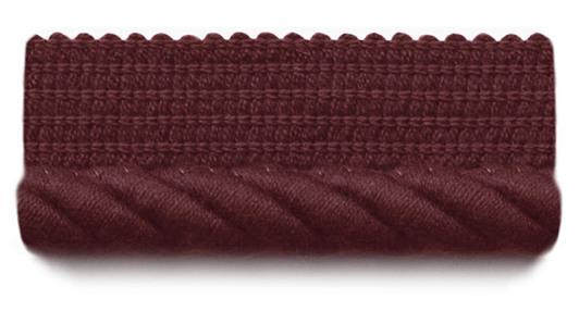 3/8 in. riviera cord / 5002-30 / cabernet