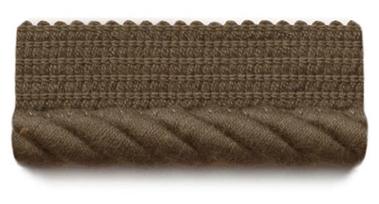 3/8 in. riviera cord / 5002-08 / cocoa