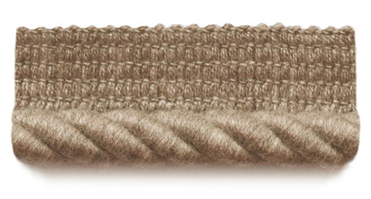 3/8 in. riviera cord / 5002-05 / heather beige