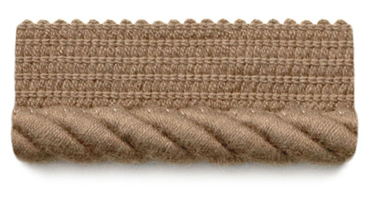 3/8 in. riviera cord / 5002-06 / toast