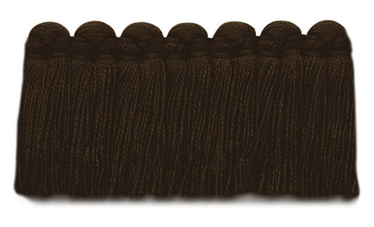 1.5 in. café brush fringe / 5003-35 / bittersweet