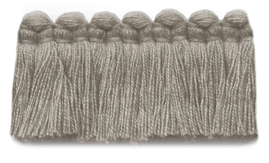 1.5 in. café brush fringe / 5003-09 / cadet gray