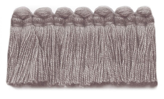 1.5 in. café brush fringe / 5003-39 / dusty violet