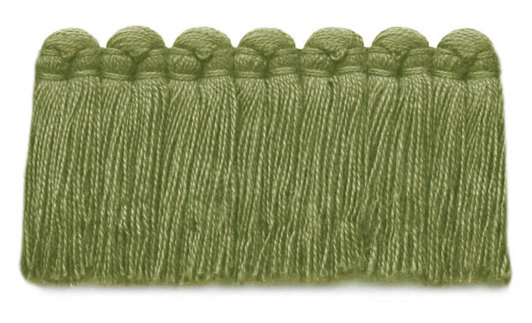 1.5 in. café brush fringe / 5003-20 / ginkgo