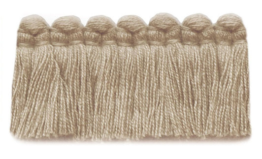1.5 in. café brush fringe / 5003-04 / linen