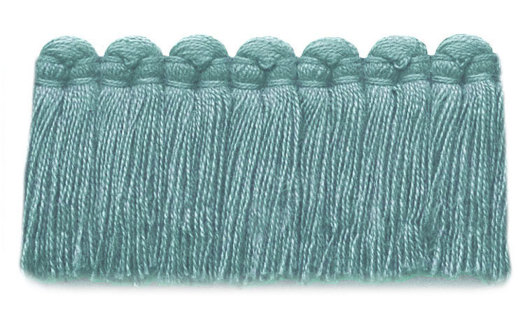 1.5 in. café brush fringe / 5003-15 / mineral
