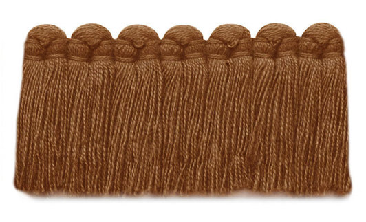 1.5 in. café brush fringe / 5003-33 / turmeric