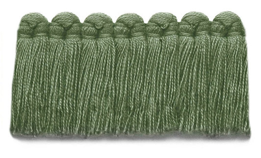 1.5 in. café brush fringe / 5003-22 / willow