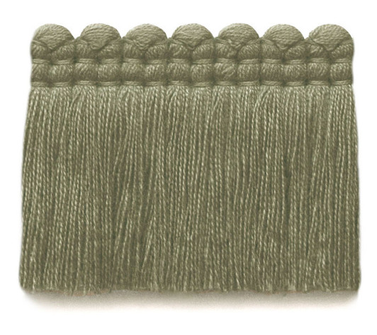 2 in. chelsea brush fringe / 5004-19 / aspen