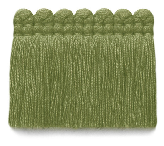 2 in. chelsea brush fringe / 5004-20 / ginkgo