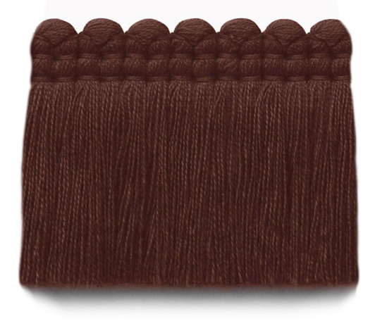 2 in. chelsea brush fringe / 5004-31 / umber