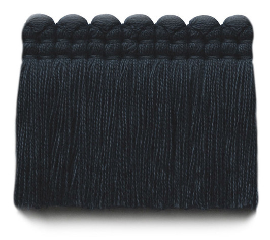 2 in. chelsea brush fringe / 5004-17 / navy