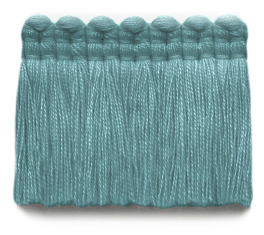 2 in. chelsea brush fringe / 5004-15 / mineral