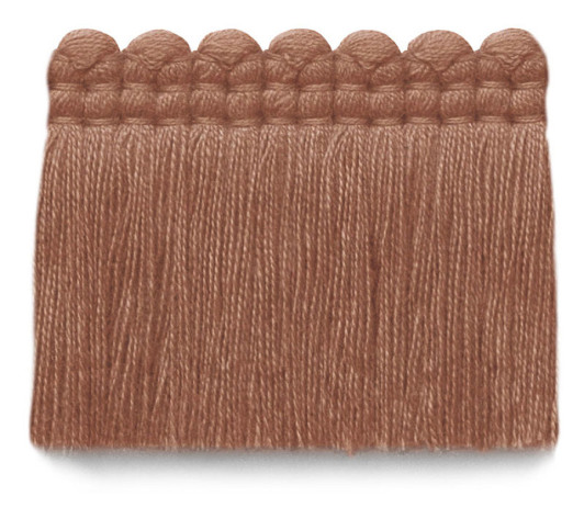 2 in. chelsea brush fringe / 5004-27 / salmon