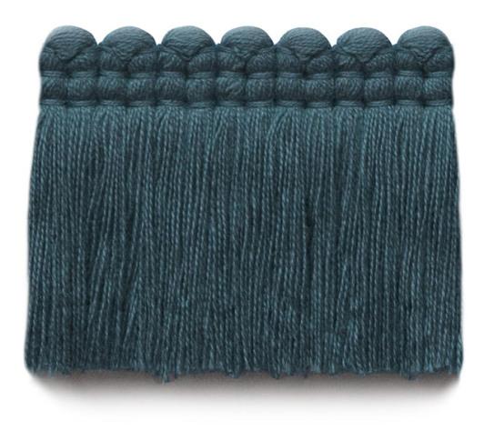 2 in. chelsea brush fringe / 5004-16 / sapphire