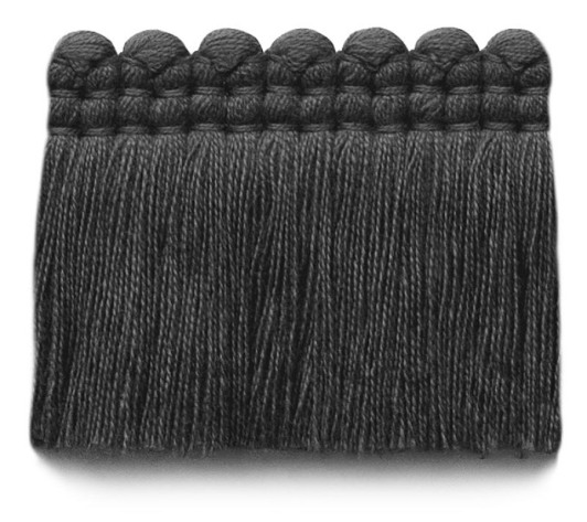 2 in. chelsea brush fringe / 5004-13 / slate