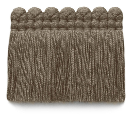 2 in. chelsea brush fringe / 5004-11 / taupe