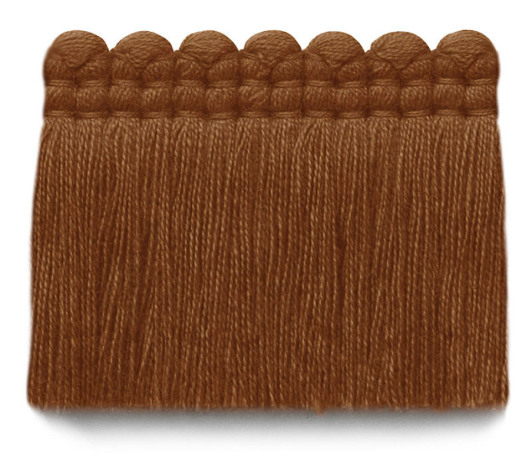 2 in. chelsea brush fringe / 5004-33 / turmeric