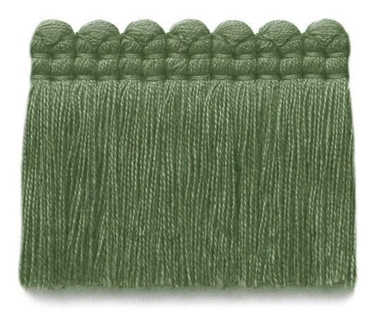 2 in. chelsea brush fringe / 5004-22 / willow