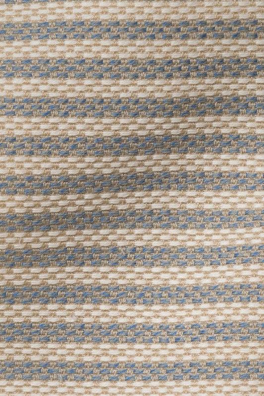 ticking stripe | 4014-07 | gray blue/ecru