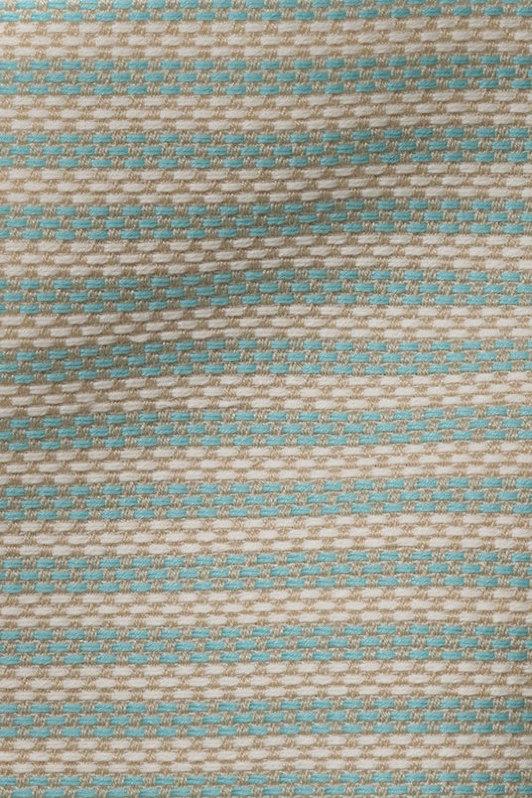ticking stripe | 4014-06 | caribbean/bone