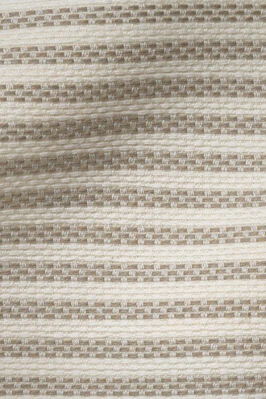 ticking stripe | 4014-02 | taupe/ivory