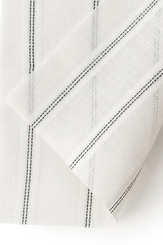 mistral / 4017-02 / black on soft white