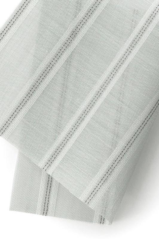 mistral / 4017-03 / ivory/black on soft blue
