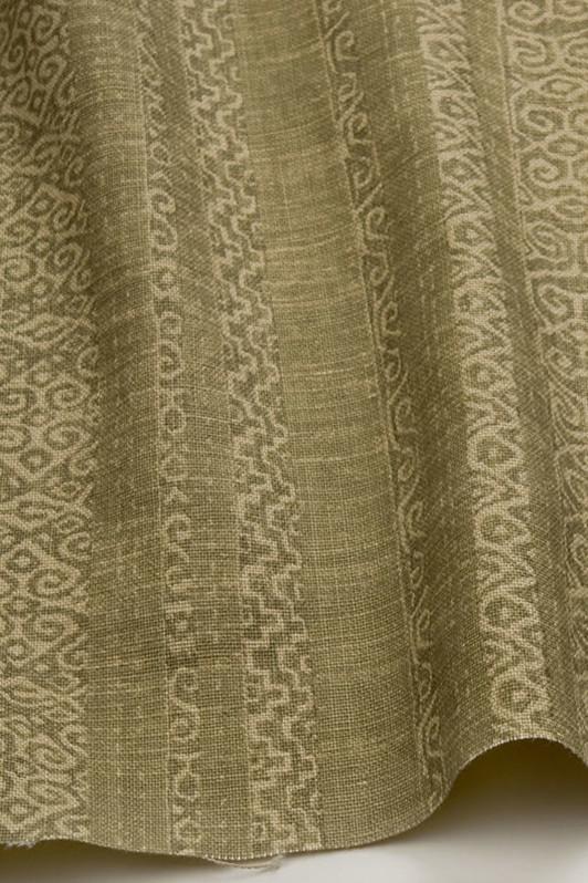 sawyer stripe / 1007-04 / caper