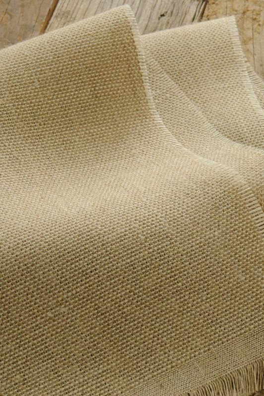 shaker cloth / 2007-02 / taupe