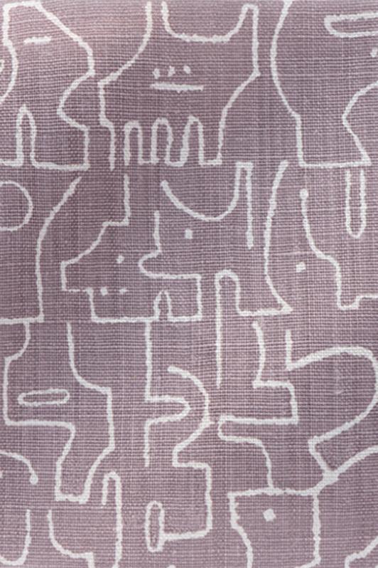rune / 1053-05 / lilac / natural