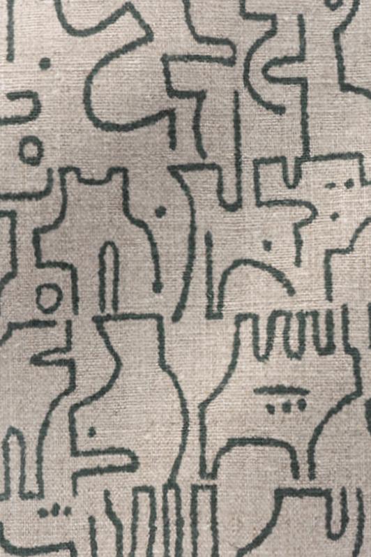 rune / 1053-07 / evergreen / flax
