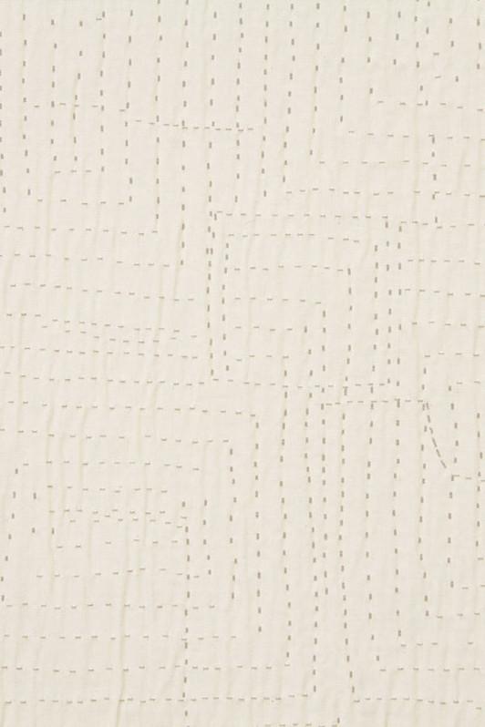 stitchwork / 2010-02 / taupe/bone