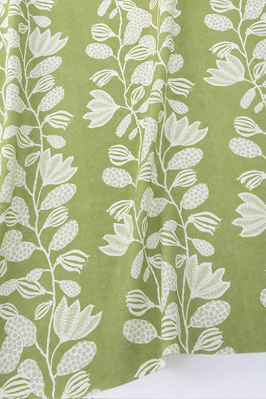 forever vines/1064-03/chartreuse jardin